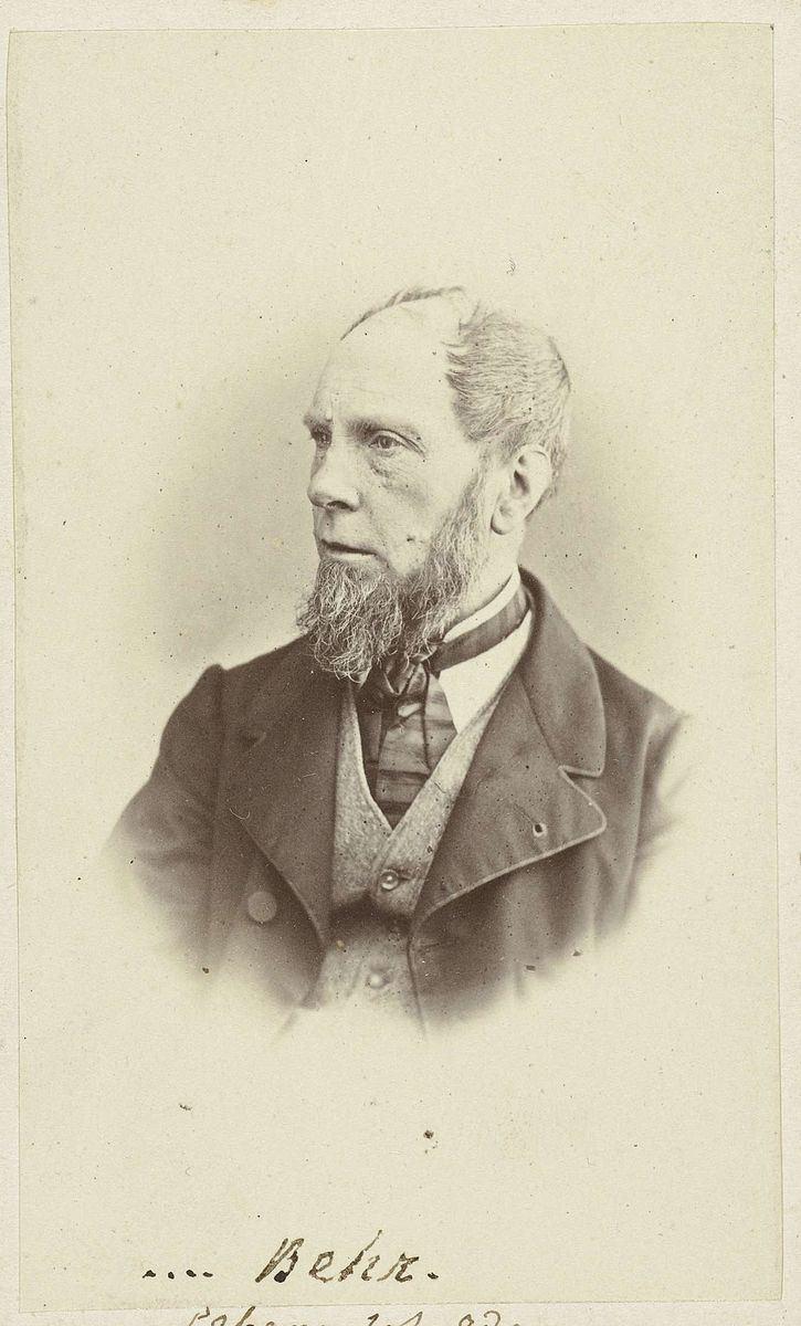 Carel Jacobus Behr