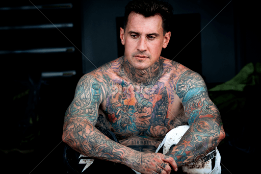 Carey Hart Carey Hart Body ArtTattoos People Pixoto