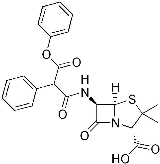 Carfecillin