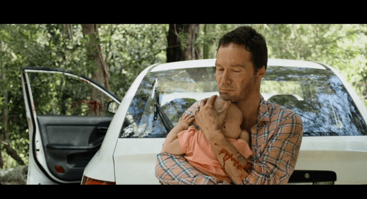 Cargo (2013 film) Cargo Zombie Dad of the Year The CaffiNation