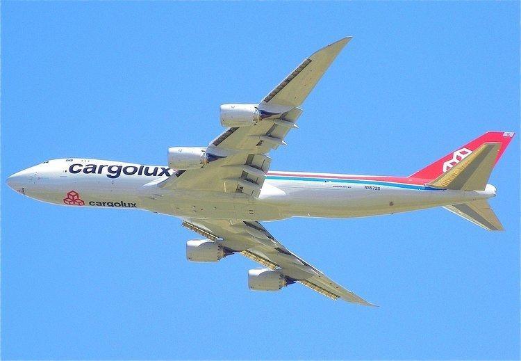 Cargolux destinations
