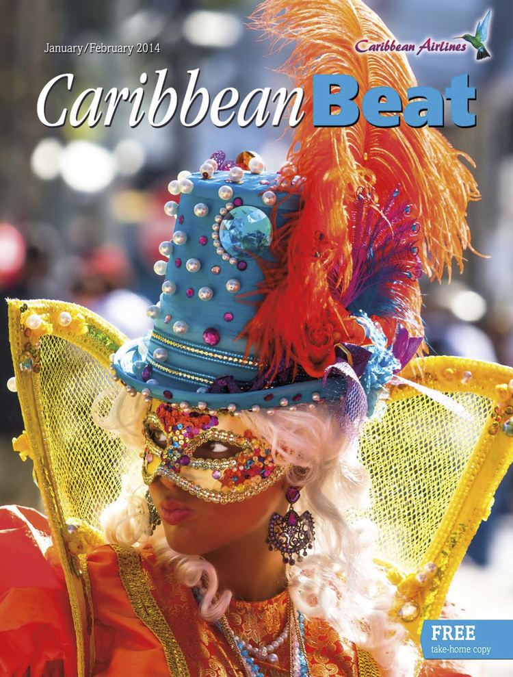 Caribbean Beat All new for 2014 new issues of Caribbean Beat and Discover Trinidad