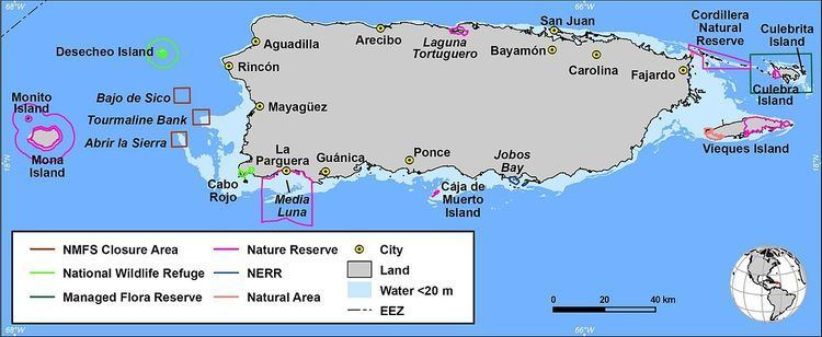 Caribbean Islands National Wildlife Refuge Complex