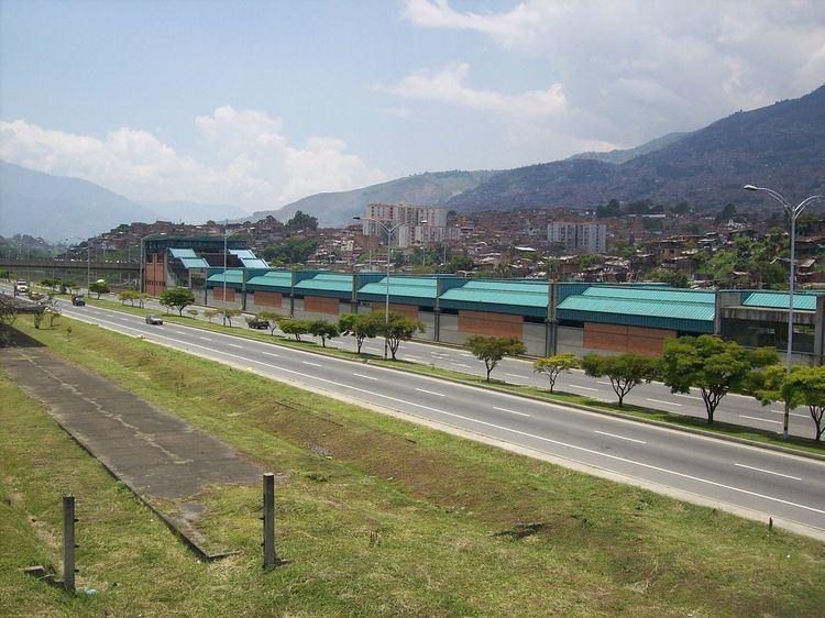 Caribe station