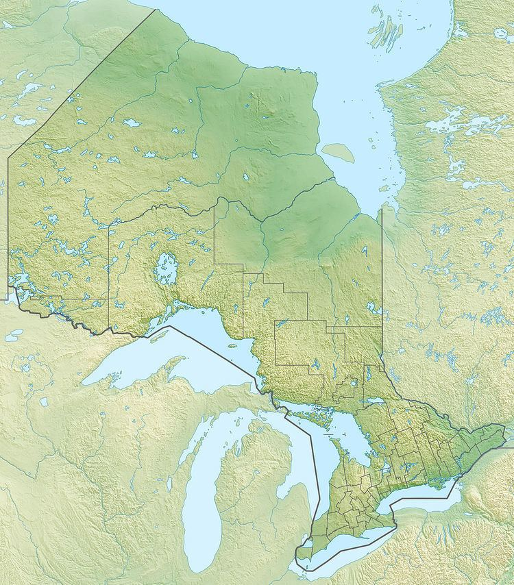 Caribou River (Rainy River District)