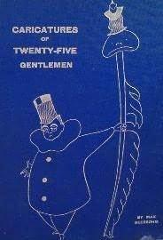 Caricatures of Twenty-five Gentlemen
