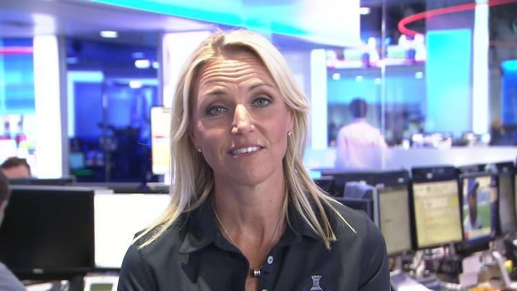 Carin Koch Discover more about Europe39s Solheim Cup captain Carin