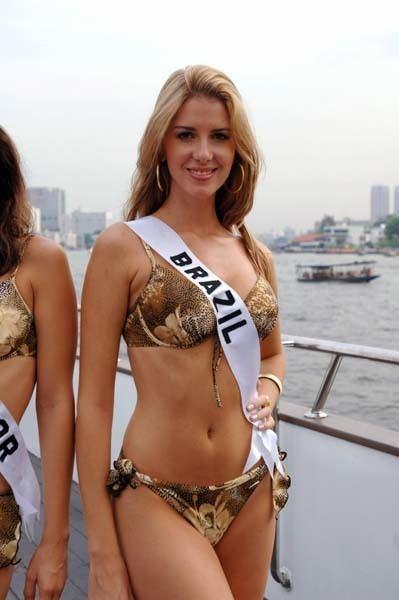 Carina Beduschi Classify Brazilian model Carina Beduschi