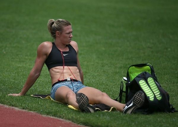 Carina Horn Horn Aims To Sizzle In Stellenbosch The Sports Eagle