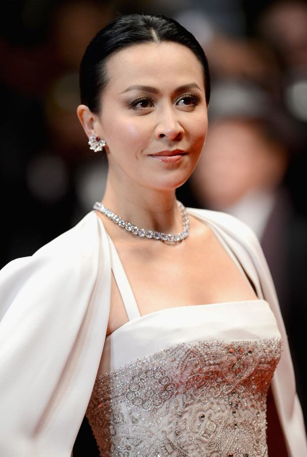 Carina Lau Carina Lau 39Bends39 Cannes Film Festival Premiere Red