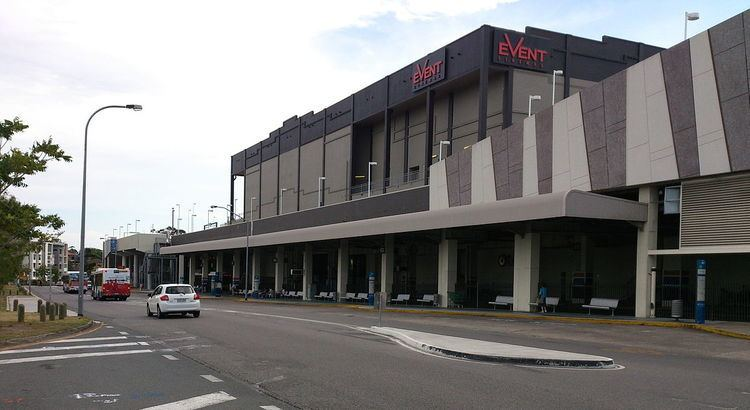 Carindale bus station