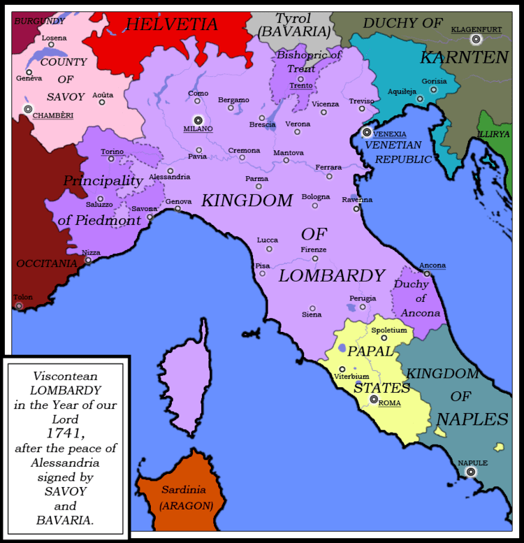 Carinthia in the past, History of Carinthia