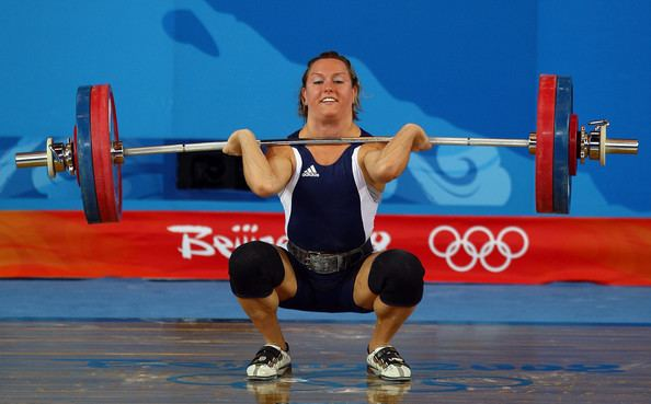 Carissa Gump Carissa Gump Pictures Olympics Day 4 Weightlifting