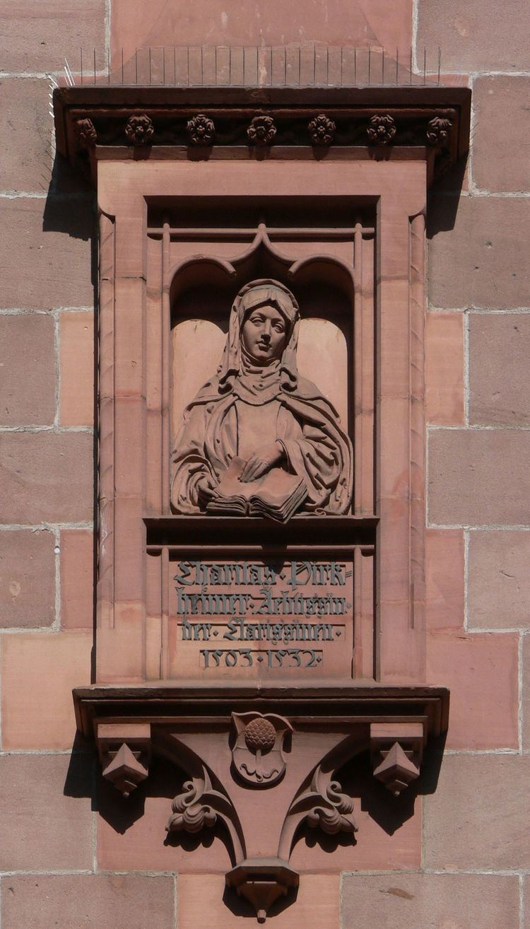 Caritas Pirckheimer Caritas Pirckheimer Wikipedia