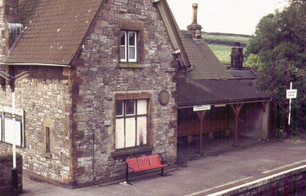 Cark and Cartmel railway station