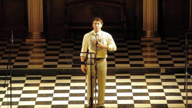 Carl Au Carl Au sings 39I Won39t Have to Anymore39 Jonathan Reid