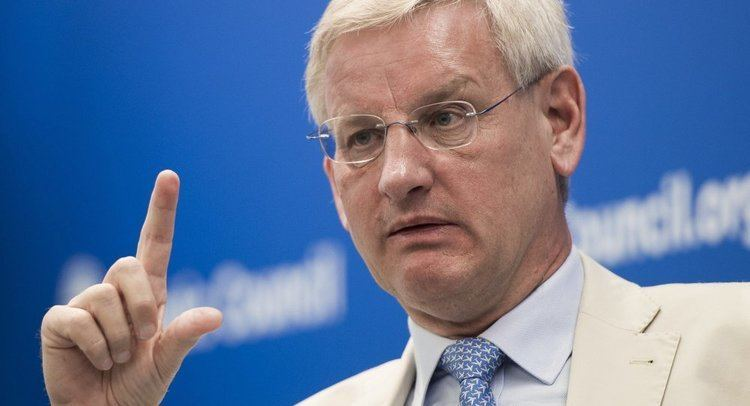 Carl Bildt RussiaBashing Swedish ExPremier Becomes Aide to Russian Tycoon