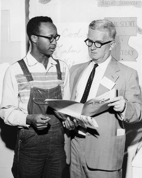 Carl Braden Charles Sherrod and Carl Braden