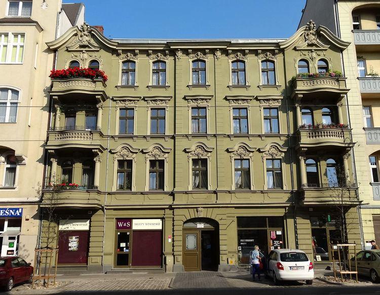 Carl Bradtke Tenement in Bydgoszcz