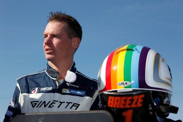Carl Breeze Breeze Returns To Michelin Ginetta GT4 SuperCup