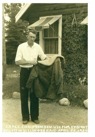 Carl C. Christensen Little Bohemia Remembering Carl C Christensen