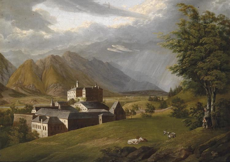 Carl Conjola FileCarl Conjola Schloss Ambras 1818jpg Wikimedia Commons