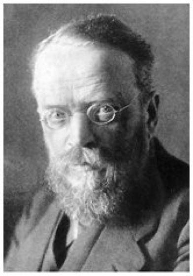 Carl Correns Correns Carl Erich Lexikon der Biologie