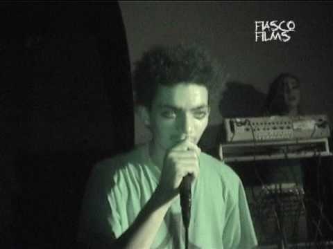 Carl Crack Atari Teenage Riot live in Brighton last clip YouTube