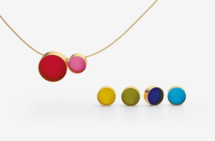 Carl Dau Carl Dau Modern Jewelry Design Art Aurea