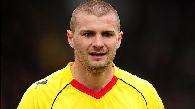 Carl Dickinson BBC Sport Coventry City Watford defender Carl Dickinson