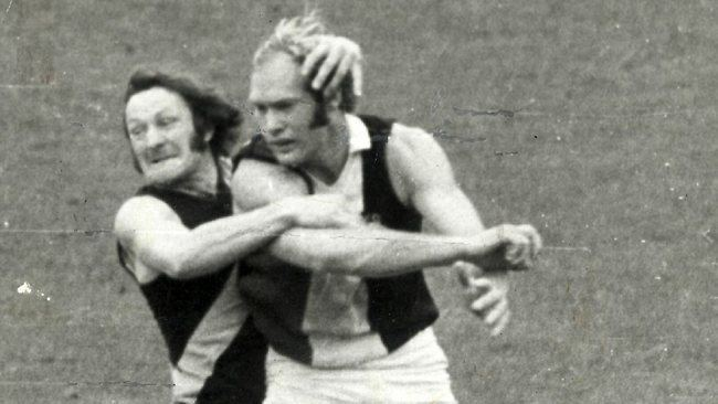 Carl Ditterich St Kilda enforcer Carl Ditterich reflects on the Saints