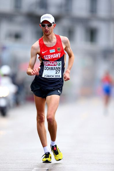 Carl Dohmann Carl Dohmann in 22nd European Athletics Championships Day Four Zimbio