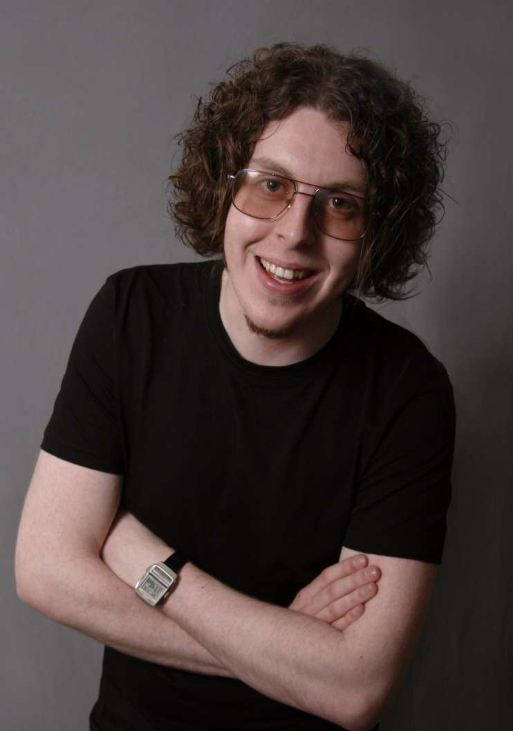 Carl Donnelly Carl Donnelly stand up comedian Just the Tonic Comedy Club