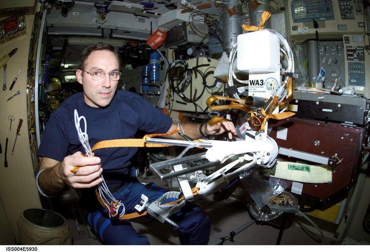 Carl E. Walz Carl Walz Astronaut Carl E Walz Expedition Four flight e Flickr