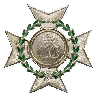 Carl Eduard War Cross