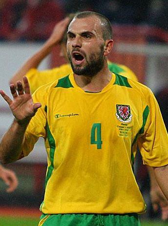 Carl Fletcher (Welsh footballer) Carl Fletcher Welsh footballer Wikipedia