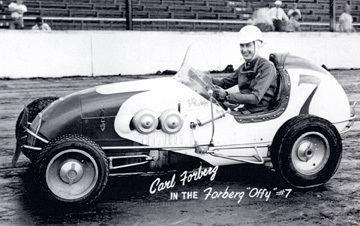 Carl Forberg Carl Forberg Michigan Motor Sports Hall of Fame