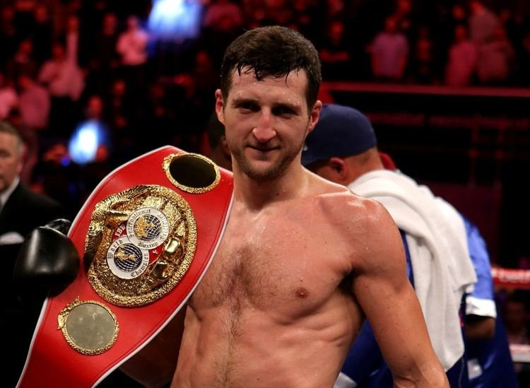 Carl Froch Carl Froch will focus on Andre Ward if he beats Mikkel