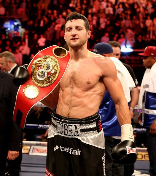 Carl Froch Yusaf Mack Photos Carl Froch v Yusaf Mack IBF World