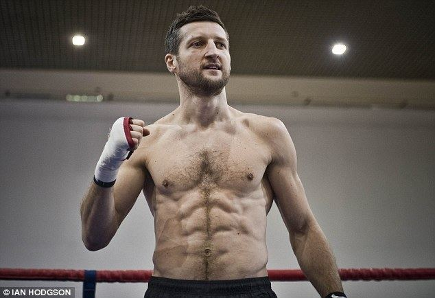 Carl Froch Carl Froch interview George Groves cannot knock me out