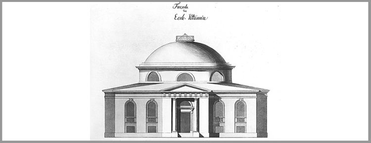 Carl Gotthard Langhans RAO BERLIN The Anatomic Theatre of Carl Gotthard