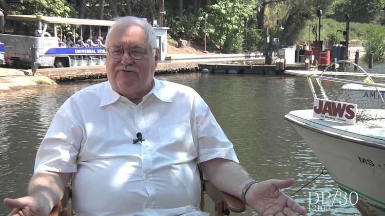 Carl Gottlieb DP30 Jaws Bluray screenwriter Carl Gottlieb YouTube