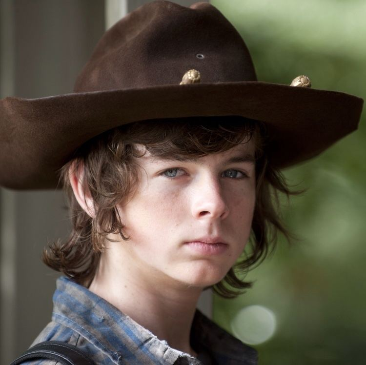 Carl Grimes 1000 images about CARL GRIMES on Pinterest Snowball Walking dead