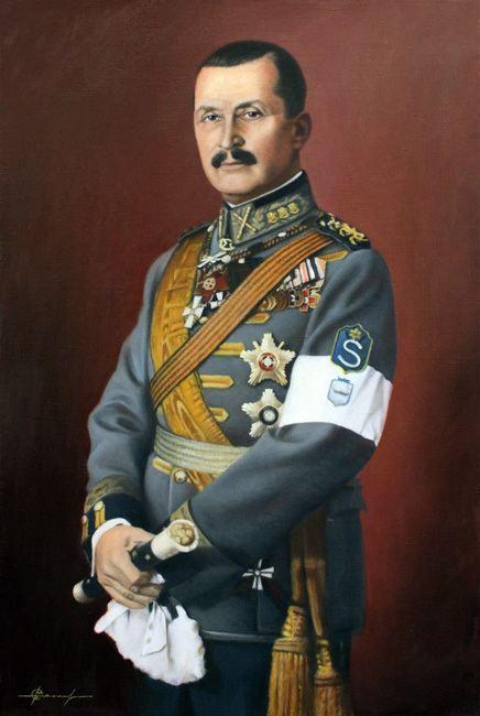 Carl Gustaf Emil Mannerheim Finland At War Heroes of Finland Baron Carl Gustaf Emil