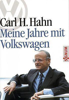 Carl Hahn Carl and Marisa Hahn Foundation