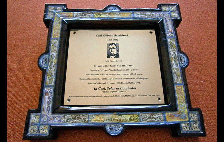 Carl Hardebeck The fascinating tale of blind composer Carl Hardebeck Beethoven