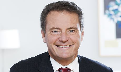 Carl-Henric Svanberg BP picks oil newcomer to succeed 39hard act to follow