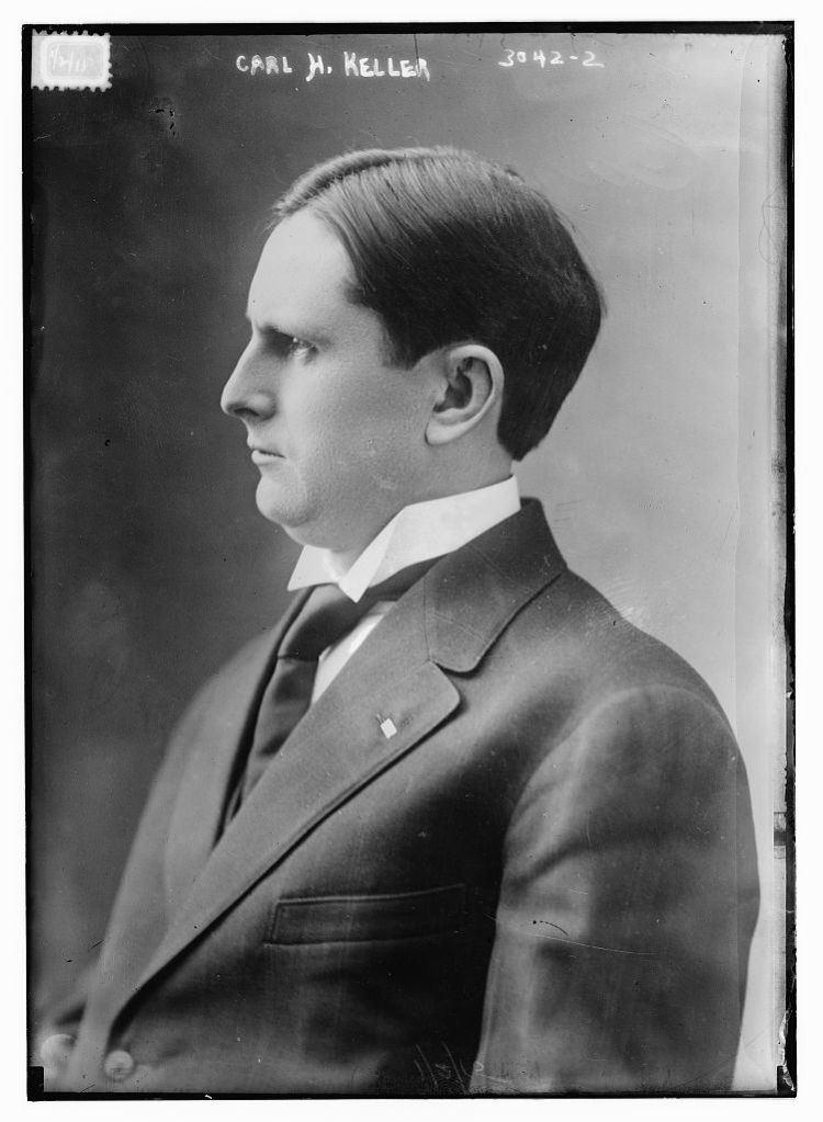 Carl Henry Keller