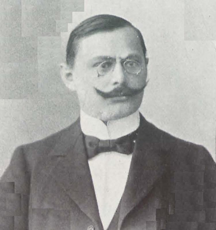 Carl Hermann Busse Carl Hermann Busse