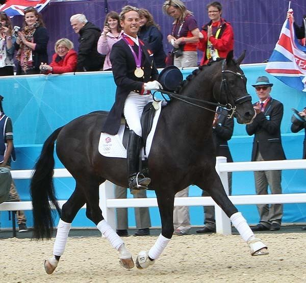 Carl Hester Carl Hester to Ride Uthopia at British Championships in